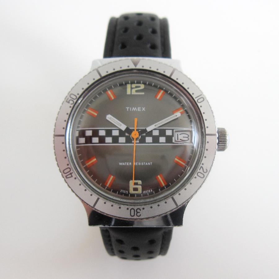 Timex Marlin Calendar 1978