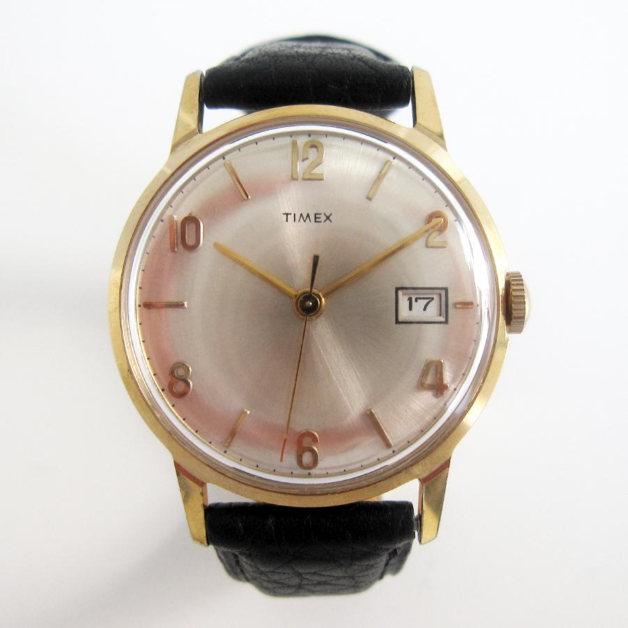 Timex Mercury Calendar 1967