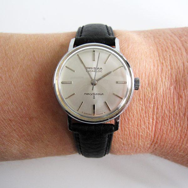 timexman.nl Prisma NavyScout 1960s