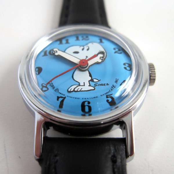 Timex Character Snoopy 1977