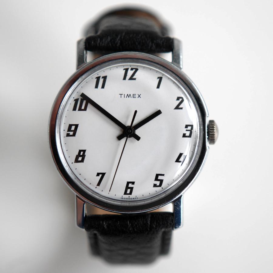 Timex Mercury 1977