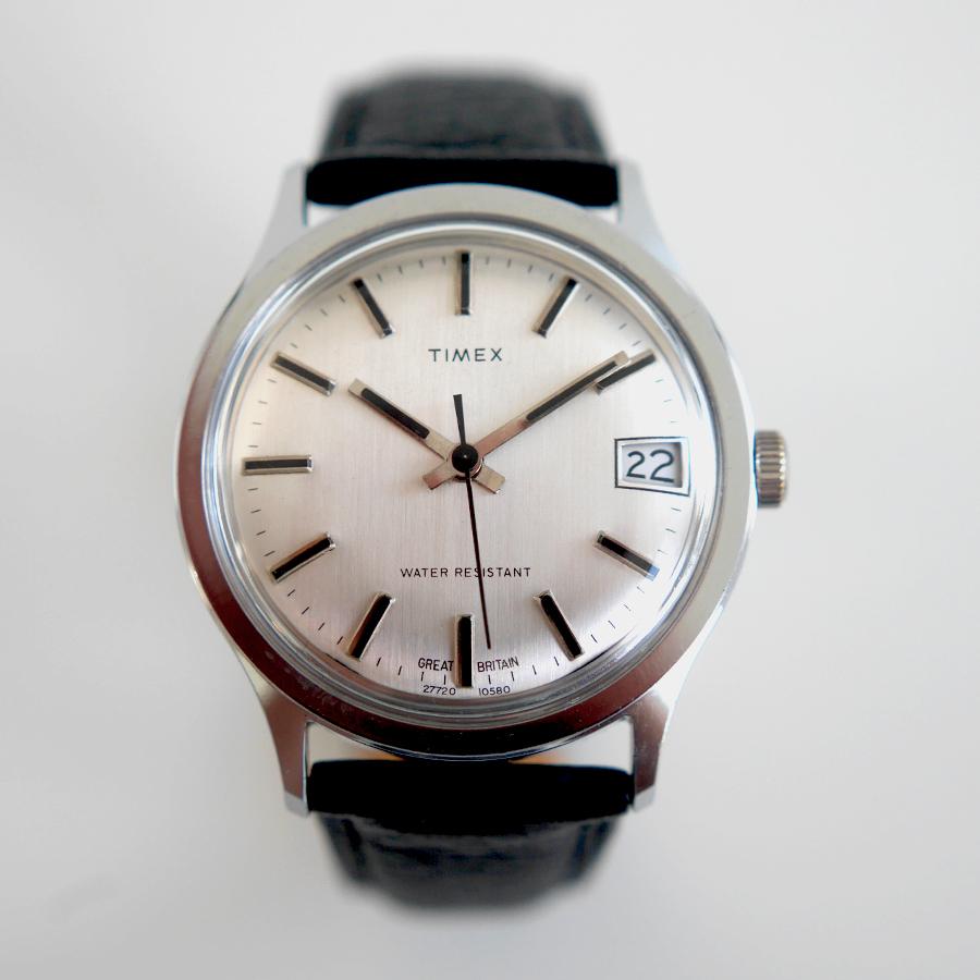 Timex Marlin Calendar 1980